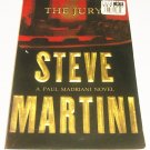 A Paul Madriani Novel: The Jury 6 by Steve Martini (2002, Paperback, LARGE PRINT