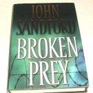 Broken Prey by John Sandford (2005, Hardcover)