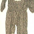 GIRLS PRINTED ONE PIECE SIZE 12 MOS.