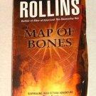 Sigma Force Novels: Map of Bones 1 by James Rollins (2011, Paperback)