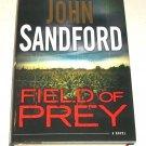 Prey: Field of Prey 24 by John Sandford (2014, Hardcover)