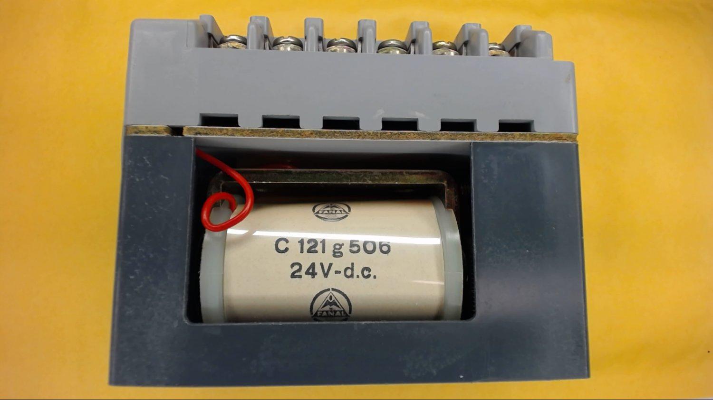 FANEL 5945-12-171-1287 DGSL-5-A4 MMATDP-2 4Amp 380V~ Mechanical Relay New Qty-1