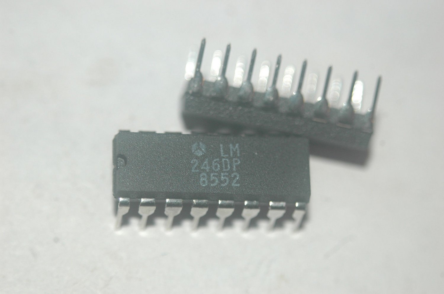 MITSUBISHI LM246DP 16-Pin Dip Amplifier Integrated Circuit New Lot Quantity-50