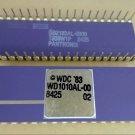 WINDBOND WD1010AL00 40-Pin Gold and Purple Ceramic Dip New Qty-1