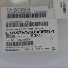 PANASONIC EVM2WSX80B54 Variable Resistor 50K Ohm 25% 0.15W Qty-75