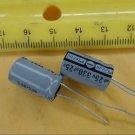ELECON 330UF 25V Radial Original Capacitor New Lot Quantity-25