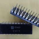 SIGNETICS 2101-1 22-Pin Dip 7749 Date Code Vintage IC New Quantity-1