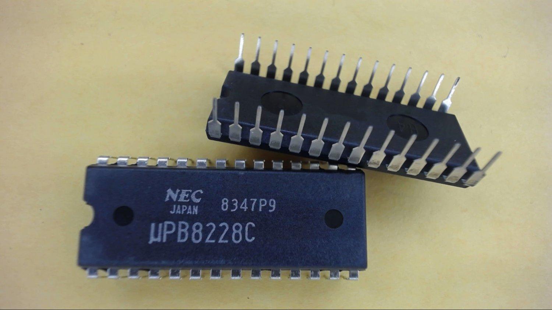 NEC UPB8228C 28-Pin Dip IC New Lot Quantity-2