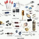 SEMI 1N6271A D/C N/A 8.55V 1.5KW TVS Diode Axial New Quantity-4