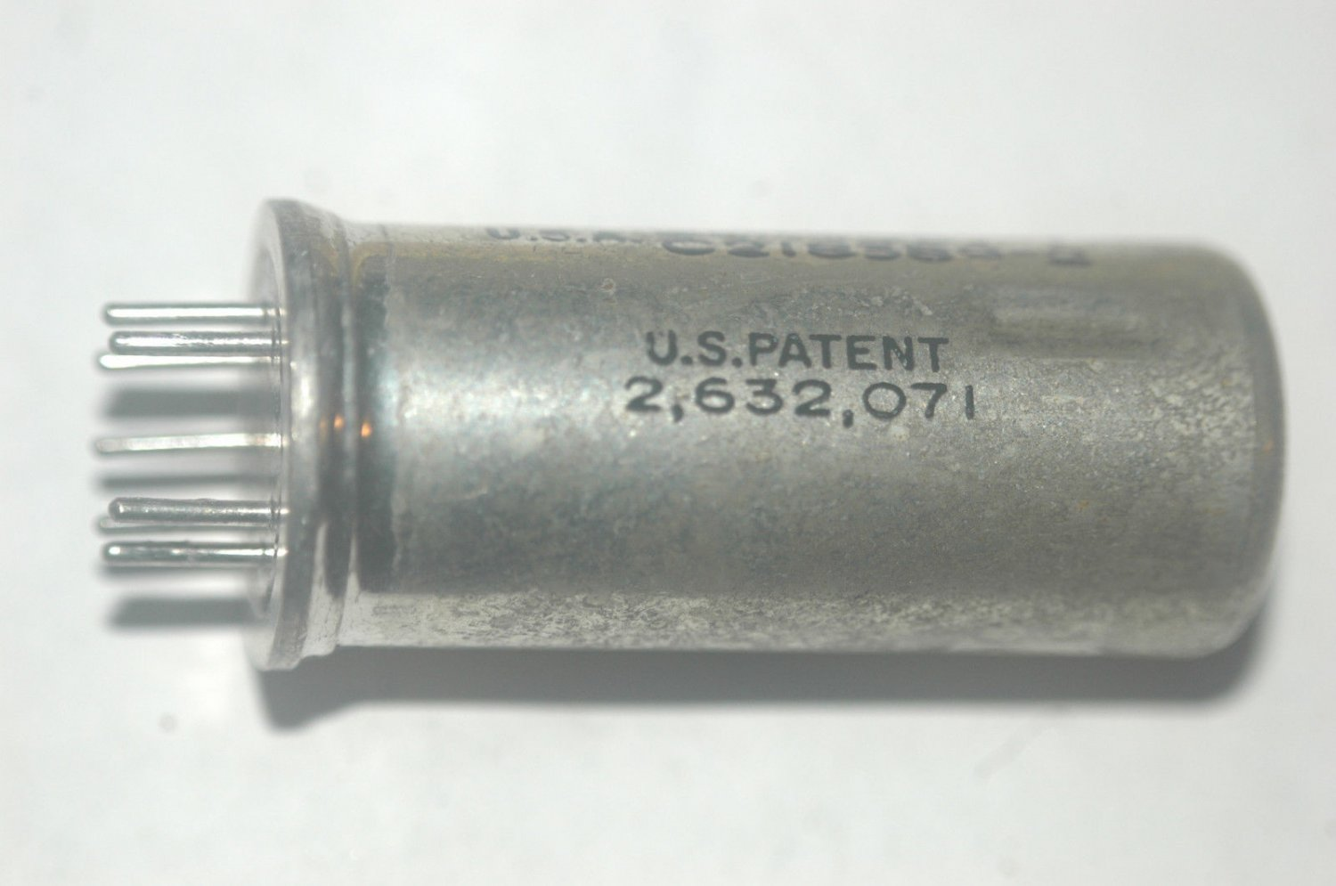 POTTER & BRUMFIELD SM-4057-1 Relay Date Code-7419 Quantity-1