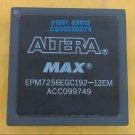 ALTERA EPM7256EGC192-12EM Ceramic & Gold Processor Programmed Scrap Quantity-1