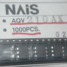 NAIS AQV210AX spst 130mA 350Volt 35Ohm Solid State SMD Relay Lot Quantity-10