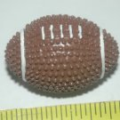 Football Shaped With Texture Draw Pull / Cabinet Knob With Screw Quantity-3