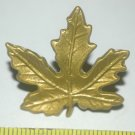 Maple Leaf Large Draw Pull / Cabinet Knob With Screw Quantity-3