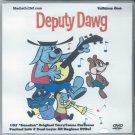 Deputy Dawg DVD Set 2 Discs Complete TerryToons Cartoon Series
