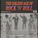 The Golden Age Of Rock 'N' Roll DVD Complete TV Series 5 Discs