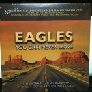 THE EAGLES YOU CAN NEVER LEAVE 10 INCH DOUBLE ORANGE VINYL #405