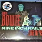 david bowie with nine inch nails: live in '95 3xCD