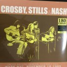 CROSBY, STILLS & NASH - WXRK NYC NOVEMBER 1989 VINYL LP NEW SEALED