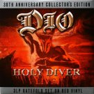 SEALED NEW 3xLPs Dio - Holy Diver