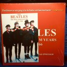 THE BEATLES 10-INCH DOUBLE ALBUM ON SPLATTER VINYL #2148/3000