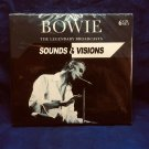 David Bowie -Sounds & Visions (Legendary Broadcasts) - 6xCD Set