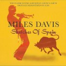 SEALED NEW 2xCD Miles Davis - Sketches Of Spain