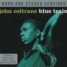 John Coltrane BLUE TRAIN Mono & Stereo Versions REMASTERED New Sealed 2 CD