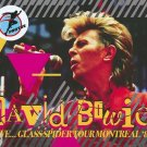 SEALED NEW CD David Bowie - Live: Glass Spider Tour, Montreal '87