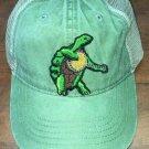 Grateful Dead Turtle Ladies Baseball Cap Green