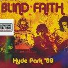 SEALED NEW CD Blind Faith - Hyde Park '69