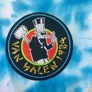 "Van Halen Embroidered Iron on Patch 4.5""x4.5"""