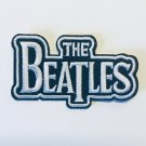 """The Beatles Embroidered Iron on patch 3.25""""x2"""""""