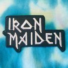 Iron Maiden Embroidered Iron on patch