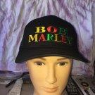 Bob Marley Black Trucker Snapback Hat