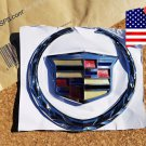 Large Cadillac CTS front grill emblem  2008,2009,2010,2011,2012,2013