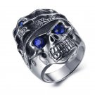 Big skeleton man ring