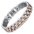 Germanium Magnetic Therapy Bracelet Carpal Tunnel Arthritis Pain Relief