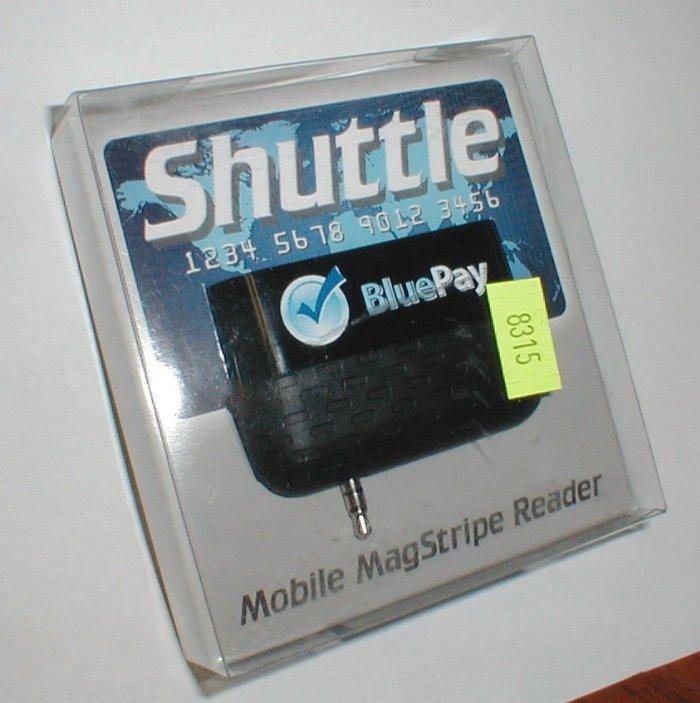 Shuttle Mobile MagStripe Reader ID 80110010-029