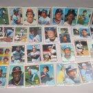 TOPPS 1978 Baseball cards