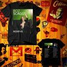 BOZ SCAGGS tour dates 2017-18 black two side code 02