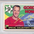 Gordie Howe Detroit Red Wings Signed Autographed 1971 O-Pee-Chee Card PSA/DNA