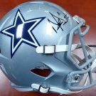 Dak Prescott Autographed Signed Full Size Speed Replica Helmet BECKETT