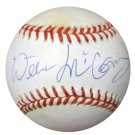 Willie McCovey San Francisco Giants Autographed Signed NL Baseball PSA
