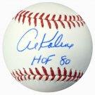 Al Kaline Detroit Tigers Signed Autographed MLB Baseball PSA