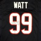 JJ Watt Autographed Signed Houston Texans Nike Jersey PSA