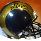 Todd Gurley Signed Autographed Los Angeles Rams Mini Helmet PSA/DNA