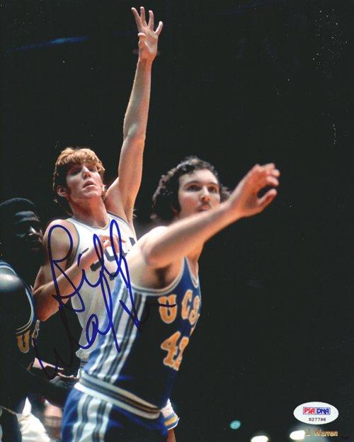 Bill Walton Trail Blazers UCLA Bruins Signed Autographed 8x10 Photo PSA