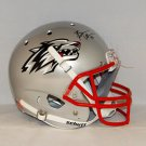 Brian Urlacher Bears Signed Autographed New Mexico Full Size Helmet JSA