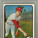 "Rich ""Goose"" Gossage White Sox Yankees Signed Autographed 1973 Topps Rookie Card PSA/DNA"